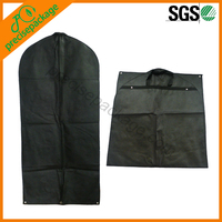2014 new nonwoven foldable garment packaging bag