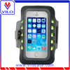 led light sport running jogging smartphone armband case for samsung S6