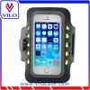 led light sport running jogging smartphone armband case for samsung S6