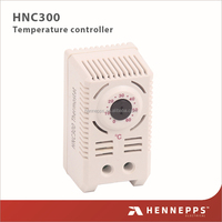 Hennepps high accuracy electric temperature controller thermostat/ temperature switch