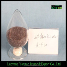 high purity brown corundum sandblasting