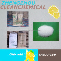 citric acid with well-reputed shipping line