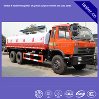 Dongfeng 22000L water tank truck, hot sale for carbon steel watering truck, special transportation water truck