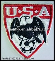 Eagle Labels Embroidered Patches and Badge(cool, nice and popular)