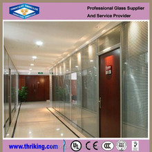 10.38mm Clear laminated sliding glass door price