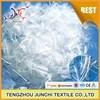 Junchi 16 mm 20 mm high tenacity virgin polypropylene fiber