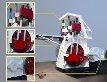 The perfect match automatic cement block moulding machine