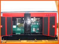 400kw/500kva silent diesel generator with Cummins Engine