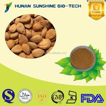 2015 Hot product Anti-cancer semen armeniacae amarae P.E. powder 10%-98% Amygdalin