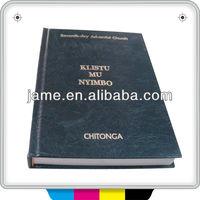 book cover printing in 200gsm gloss art paper