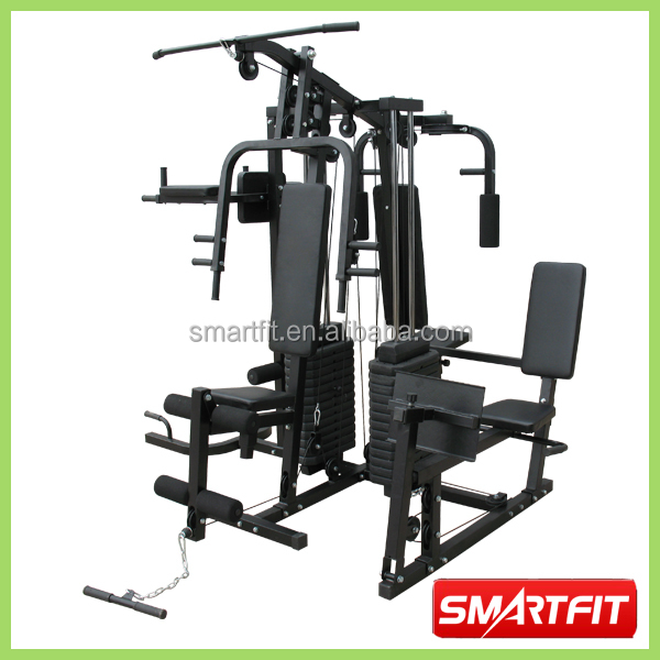 Cheap high quality deluxe station home gym equipment