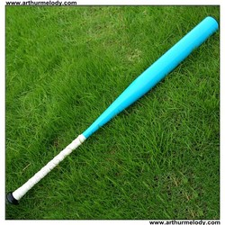 Full composite softball fast pitch bat with unique moderately balanced weight distribution