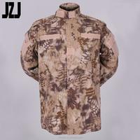 Militari Army Jackets ACU Camouflage Shirt Camo Cambat Coat Military Uniform Code