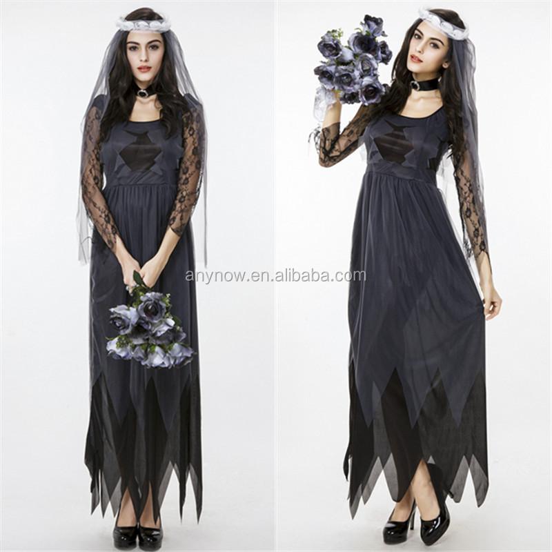 ghost bride costume 7jpg