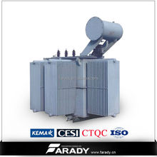 11kv 63kva transformer high voltage transformer 3 phase oil immersed power transformer price