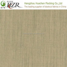 blackout cationic polyester fabric russian curtains