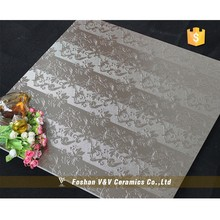 Buy Direct From China Factory House Interior Metal Glazed Floor Tile