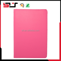 High quality wholesale compact shockproof standing leather case for ipad mini2