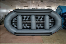 DS 4.3m-6.5m big ocean inflatable boat china rubber made drifting boat for sale