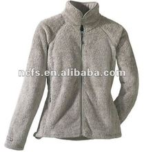 2012 fashionable womans polar fleece jacket