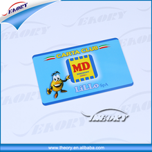 2015 hot sales factory price gold chip smart card