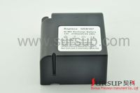 good quality nice price leica GEB187 battery total station battery