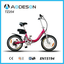 small electric bikes TZ204 lithium battery bicicleta electrica for kid