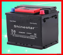 China exporter 12 Volt 60AH car battery life extender with Best price