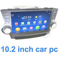 Bulk Buy from China 10.2 inch Big Screen Car Dvd Gps Providers