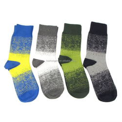 Digital Graphiti Crew socks (M/L) - Neon, Navy, Grey - Basketball, Football