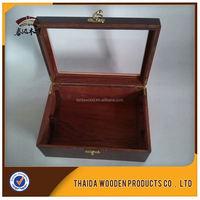 Log Vintage Wood Wine Box/Wedding Gift