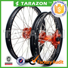 36 holes 1.6*21&2.15*18 wheels for KTM 125 03-14