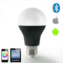 hot new products for 2012,Bluetooth RGBW smart led candles