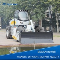 YUTONG Military Quality And Efficient Wheel Mini Dozer For Sale