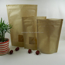 grease proof adhesive foil lined kraft paper bags in rolls / sheets for chocolate / butter