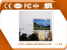 full color good image energy saving p6 outdoor led display
