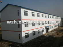 One single unit 20 feet standard mobile Container House/prefabricated house