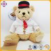 OEM designs high quality teddy bear stuffed and plush toys