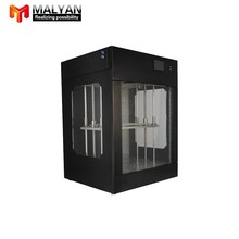 large printing size 3D Printer, with wifi/cameras,Dual Nozzles Metal 3D Printing
