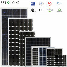 2015 alibaba china Manufacture price per watt monocrystalline silicon solar panel, cheap monocrystalline solar panel