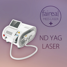 promotion!factory price!2 in 1 multifunction beauty equipment Q Switch nd yag laser with ipl