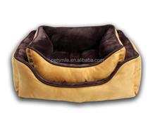 Ouro cama animal de estimação para cão