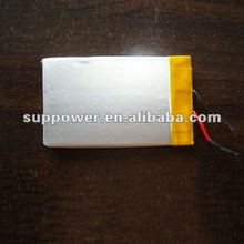 4S Cell adding PCM wires high quality for canon camera battery pack 1500mah