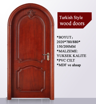 high quality melamine door skin