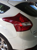 Rear tail lamp for 2012 Focus hatchback tail lamp with full Led tail lamp