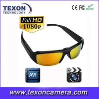 hd sunglasses camera 1920*1080 30fp Video Clear Glasses te-665B