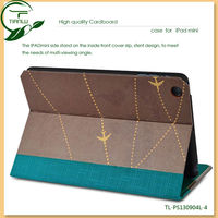 Case for iPad mini 2, Premium PU leather case for iPad Mini 2, Wholesale low price