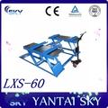 Hecho en China Certificación CE Elevador tijera barato camiones coche/ Tijeras eléctricas elevadoras pequeñas