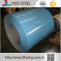 Color coated galvanized steel roof coil price