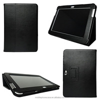 Flip Stand Wholesale PU Leather Case for Samsung Galaxy Note 10.1 N8000